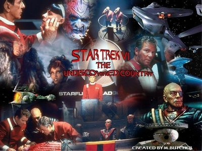 Which group was behind the assassination of the Klingon Chancellor in Star Trek 6: The Undiscovered Country?