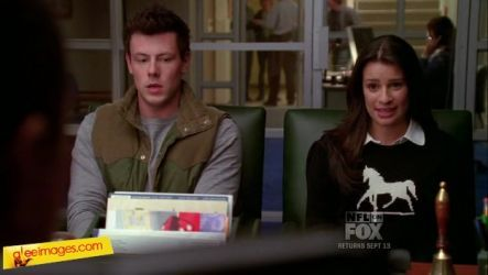 Showmance: Why are Rachel and Finn in the Principals office?