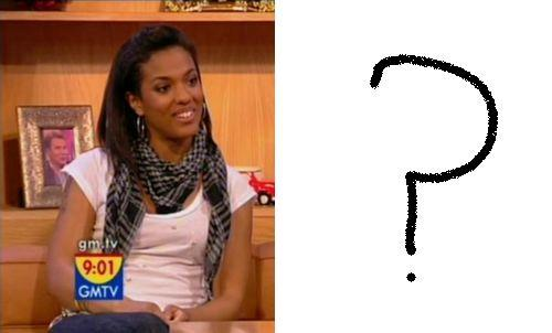 Which other companion appeared with Freema Agyeman on GMTV?