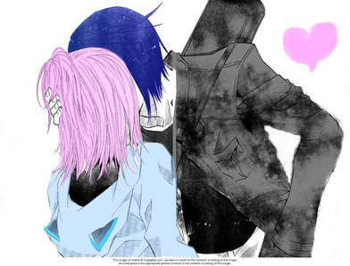 What chapter and page Ikuto kissed Amu?