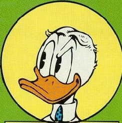 What is Donald's father's name?