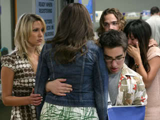 Picture It DEGRASSI: Why are they crying?