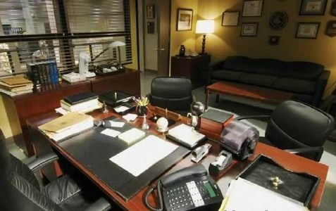 Is this Hotch's office ???