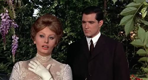This scene is from which Sophia Loren film ?