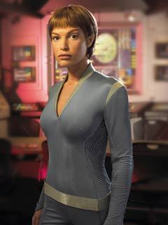 How old is T'Pol?