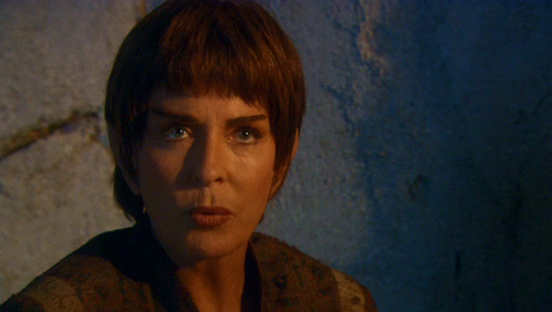 What was T'Pol's mother's name?