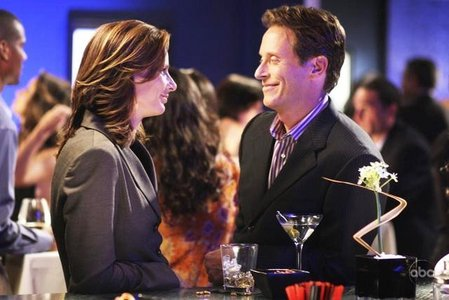 What is the name of the guy Sarah gets involved with in season two?