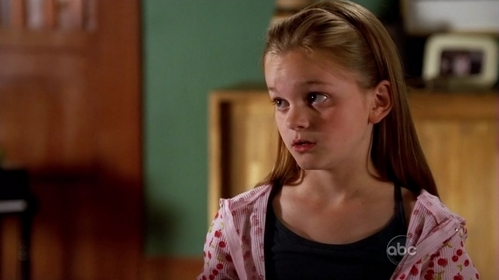 "In Episode ""An Act of Will"", Sarah's daughter, Paige, had a school event in which she had to represent what U.S. state?"