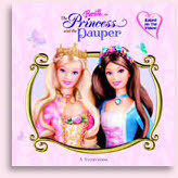 """Who sings """"I'm On My Way"""" song in Barbie as the Princess and the Pauper?"""