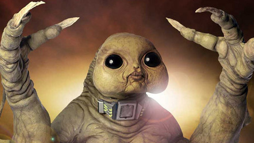 How do you know if a person is actually a Slitheen?