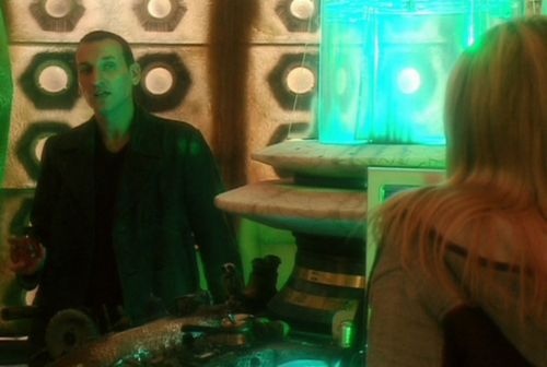 (s1 epi 2)When the Doctor asked Rose how far ke hadapan would she like to go, what did Rose say?