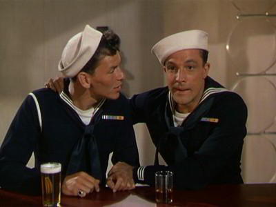 """Tom & Jerry appeared in the movie """"Anchors Aweigh"""" ?"""