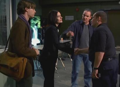True or false: This is Prentiss' first case as a member of the BAU.