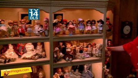 Preggers: Who owns this collection of dolls?