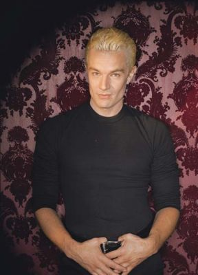 In the episode 'Tabula Rasa', who does Spike think he's related to?