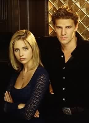 "When Buffy is asking Angel to the Prom, she tells him it's like a ""________ with spiked punch and electric sleigh."" Fill in the blank."