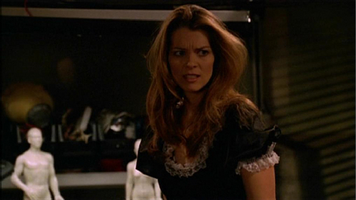 """Buffy CLUE: What fate was met bởi Katrina Silber, the girlfriend of one of the recurring characters on """"Buffy""""?"""
