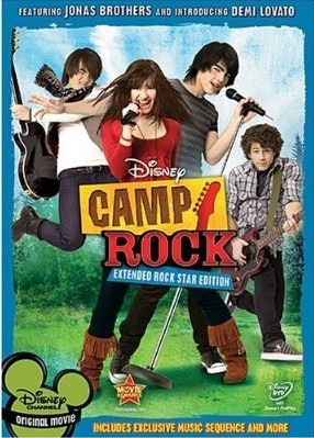 Who is the directer of Camp Rock?