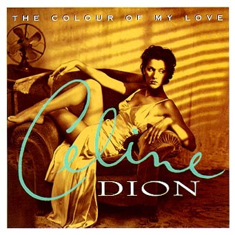 """The color of my love"" was released in ?"