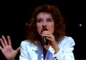 """Celine Dion represented _______ in the 1988 Eurovision Song Contest with the song """"Ne partez pas sans moi"""" (""""Don't Go Without Me"""") ?"""