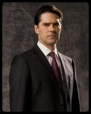 Which actor plays Aaron Hotchner ???