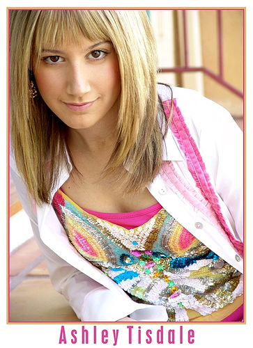 Ashley Tisdale acted in all these 영화 except.....