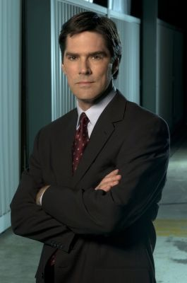 "Hotch: ""I catch killers, I save lives, I'm a hero until my key hits my front door and then I'm just the father and the husband who is never there."" From what episode ???"