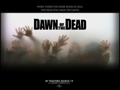 What is the first line 発言しました in Dawn Of The Dead ?
