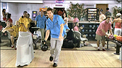To which bowling alley does Lila accompany Dexter?