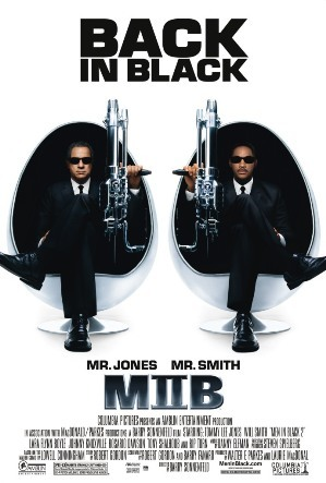 "We can see Michael in the movie ""Men in Black II"" ?"