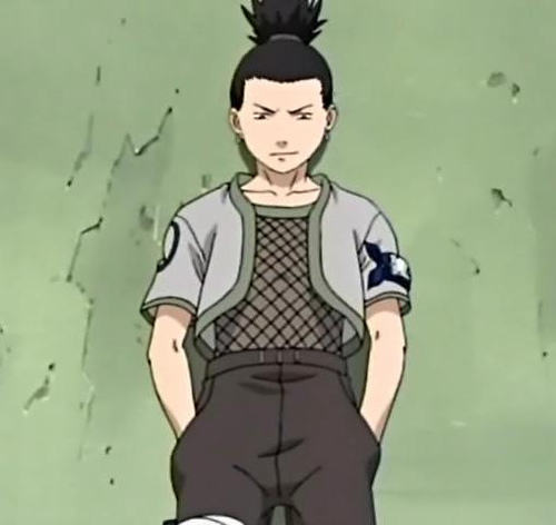 What is Shikamaru's least favourite food?