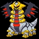 Where do anda see Giratina for the first time Pokemon PLATINUM? (think about it)