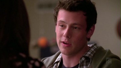 The Rhodes Not Taken: Why is finn extra friendly to Rachel during this episode?