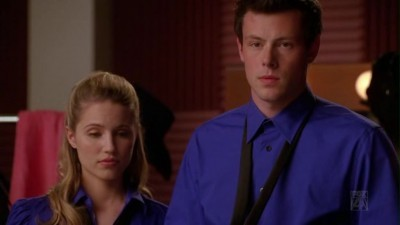 The Rhodes notTaken: What was Quinn's reasons for why Rachel could'nt fill in for April at ladt minute?