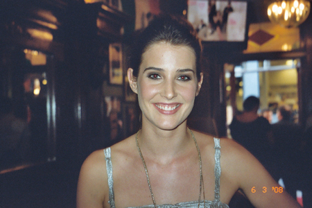 Which song was last on Cobie's playlist on iTunes?