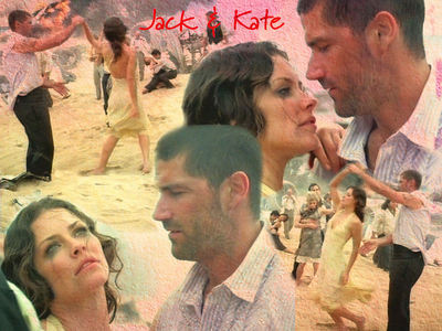"""In which of the following episodes has either Kate or Jack not said """"Are you with me?"""""""