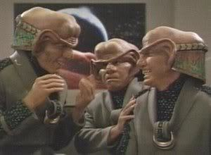 What's the 1st Ferengi Rule of Acquisition?