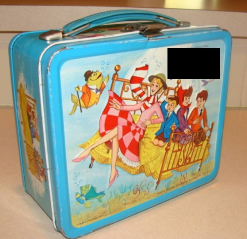 What movie is this lunch box from?