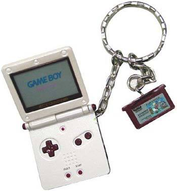 What Handheld game console ?