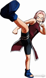 does inner sakura show herself in any of the shippuden episodes so far?