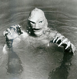 "What 年 was ""Creature From The Black Lagoon"" released?"