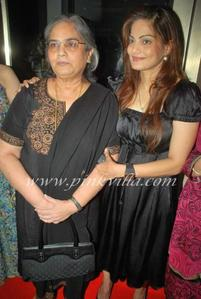 What is the name of Salman's mother?