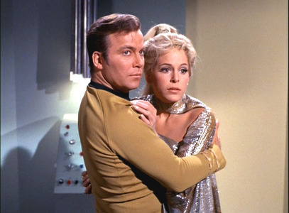 Rayna Kapec and Captain Kirk.What kind of a relationship they had???