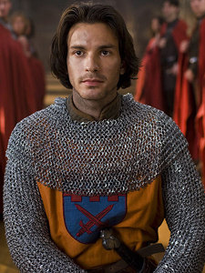 Lancelot is played by...