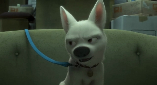 Is Bolt rated Disney's #1 dog?