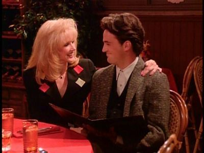 What is the name of Chandler's mother?