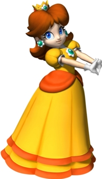 After Super Mario Land, which game brought back Daisy as a permanent character in the Mario series.