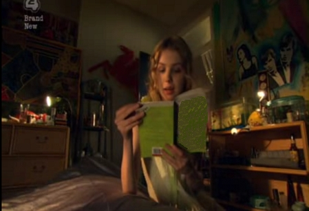 What book did Cassie read to Chris?