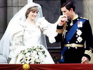 Lady Diana Spencer marries Charles Prince of Wales in 1981. Which date ?