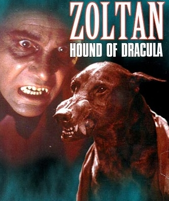 """What anno was """"Zoltan: Hound of Dracula"""" released?"""